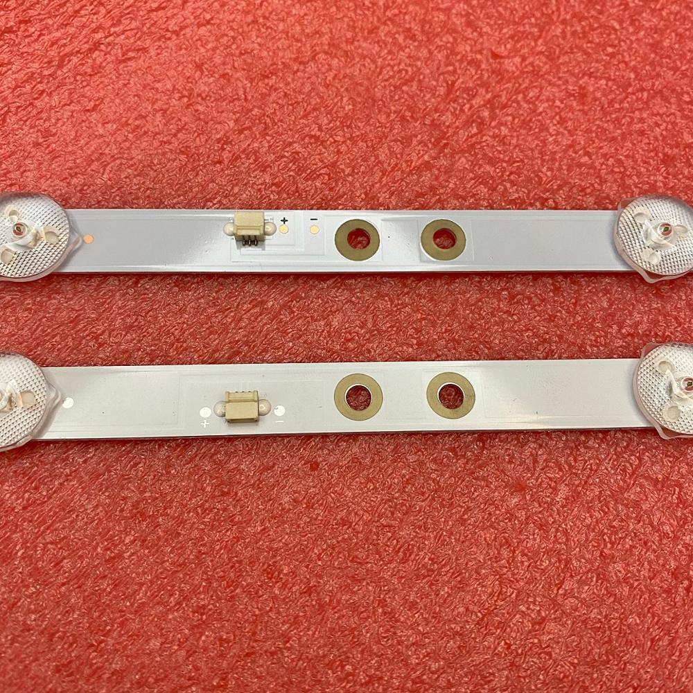 New 2 PCS set 6LED LED backlight strip for For K320WDX A1 A2 4708-K320WD-A2113N01 A1113N11 A B type