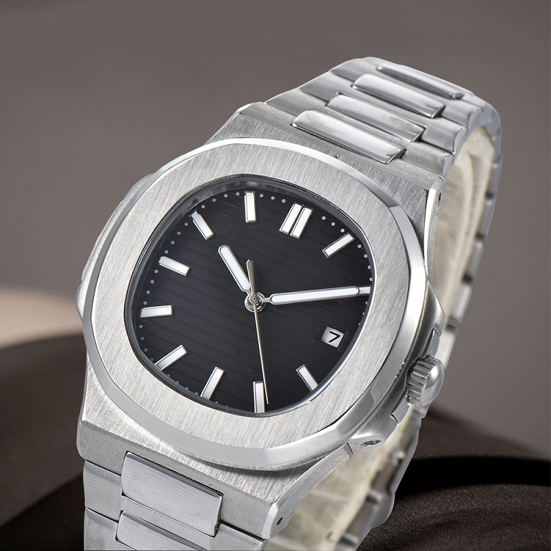 Permalink to Watch Men Automatic mechanical watch Waterproof luminous steel watch NAUTILUS stainless steel case steel bracelet 41mm NS-4