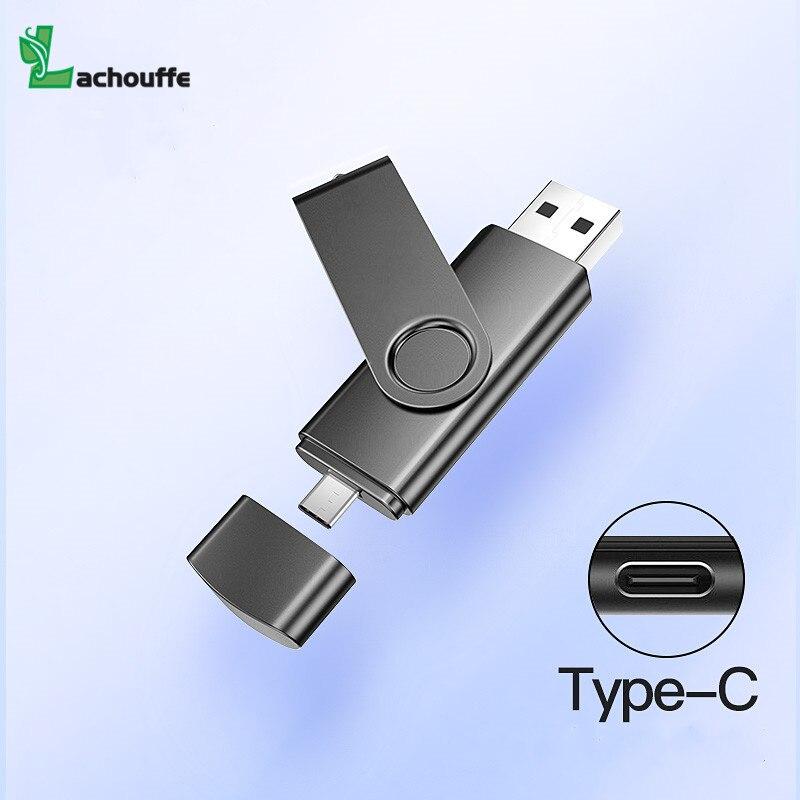 usb flash 4GB 16GB 32GB 64GB 128gb TYPE C Usb Flash Drive memory stick Pendrive