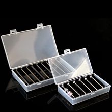 Acrylic Charm Beads Storage Organizer Case Black Jewelry Findings Display Tray Vintage DIY Bracelet Necklace Pearl Jewelry Box