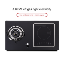 Gas-Stove Oven Electromagnetic Desktop Embedded Well-As