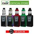 Распродажа оригинальный Eleaf TESSERA с комплектом ELLO TS со встроенной батареей 3400 мАч 150 Вт и 510 нитями электронная сигарета vape