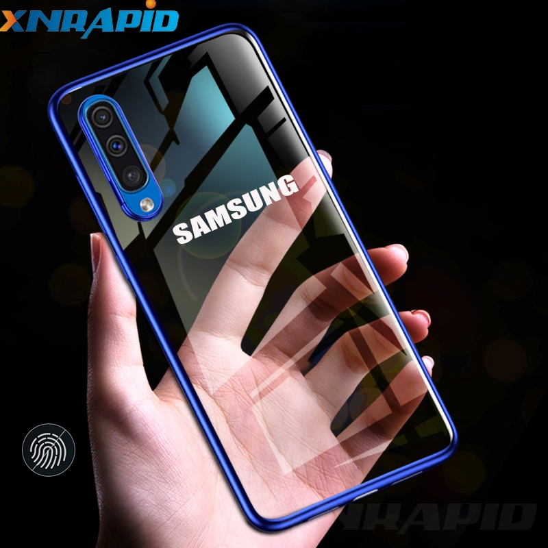 For <font><b>Samsung</b></font> Galaxy A50s A30s M30s <font><b>Case</b></font> Luxury TPU Soft Clear Cover For <font><b>Samsung</b></font> Galaxy M40 M30 s M20 M10 <font><b>A10</b></font>-90 <font><b>Case</b></font> image