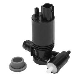 Wysokiej jakości pompa wody do spryskiwaczy przedniej szyby z przelotką do chryslera do Dode do Jeep nowy układ chłodzenia samochodu akcesoria samochodowe w Pompy wody od Samochody i motocykle na