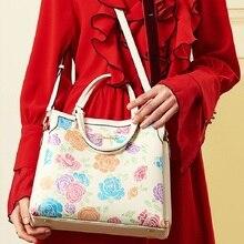 luxury&limited genuine leather bag woman handbags brands 2017 stylish embossing woman shoulder bag ZOOLER top cowhide bag #2951 sales zooler 2017 new designed woman bag 100