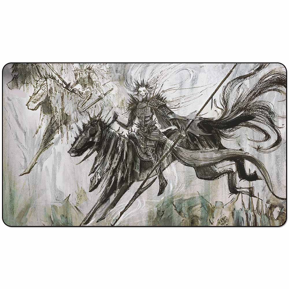 Board Game Mtg MURDEROUS RIDER Playmat: MURDEROUS RIDER Art Playmat Board Game Mat TCG Playmat 60cm X 35cm (24