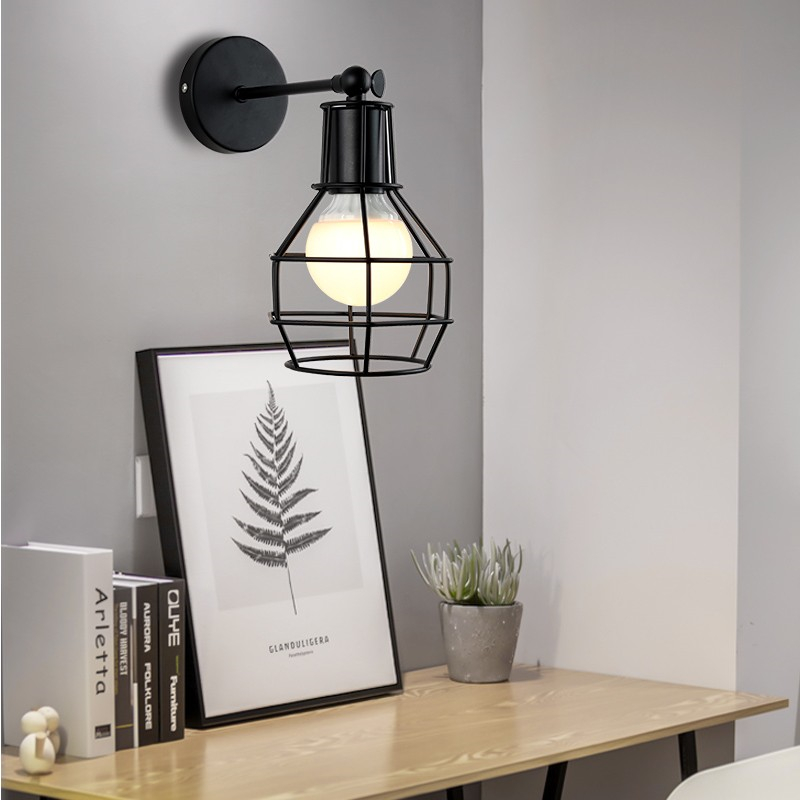Best Top Loft Industrial Wall Fixtures Near Me And Get Free Shipping A861