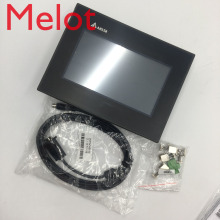 цена на DOP-107CV HMI Touch Screen 7 inch 800*480 1 USB Host new in box with program Cable Replace DOP-B07S411