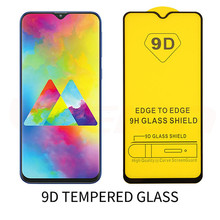 9D Screen Protector For Samsung Galaxy A70 A60 A50 A40 A30 A20 A20E A10 A80 M10 M20 Tempered Glass Full Cover Protection