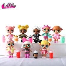 Genuino LOL sorpresa muñecas 100% Original lols muñecas sorpresa bola función juguetes de acción al azar estilos 1 piezas de entrega