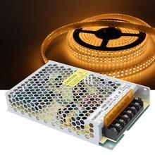 цена на DC12V 6.25A Switch Power Supply 150W lighting Transformer Ultra-Thin Indoor Power Supply Driver Adapter for LED Strip Light