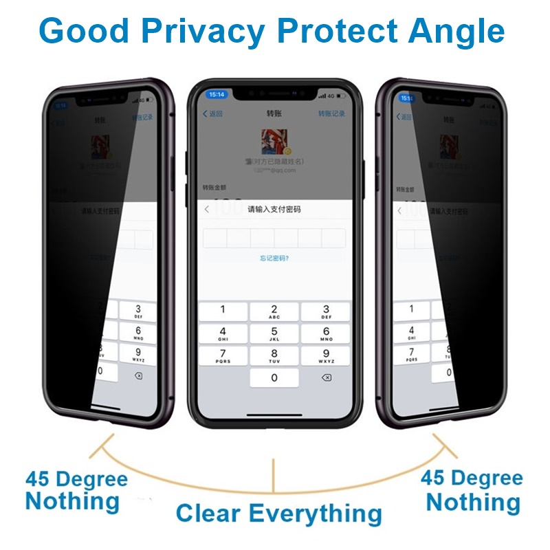 New-Magnetic-Tempered-Glass-Privacy-Metal-Phone-Case-Coque-360-Magnet-Antispy-Protective-Cover-For-Iphone