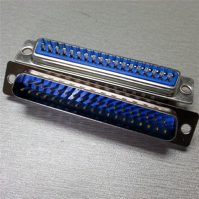 Connecteur de soudure DB25 P | Port parallèle DB25 25 25 broches D, connecteur de soudure, prise DB25, adaptateur COM