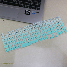 Skin-For-Asus Keyboard-Cover Laptop Gaming FA706 Fa506iu Silicone A15 A17 TUF
