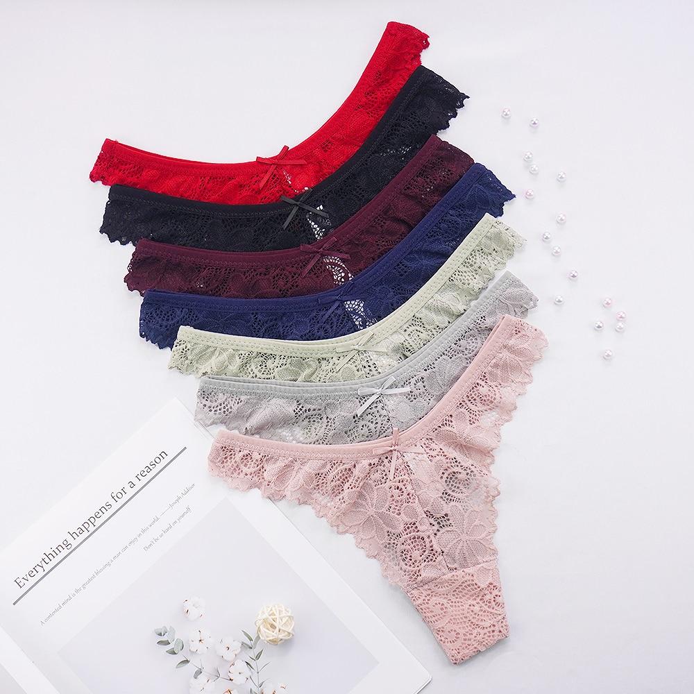 Women's Perspective Bow Underwear
