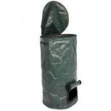 Reusável jardim folha resíduos pode quintal compostagem bin para o produtor de resíduos de cozinha de frutas mdj998