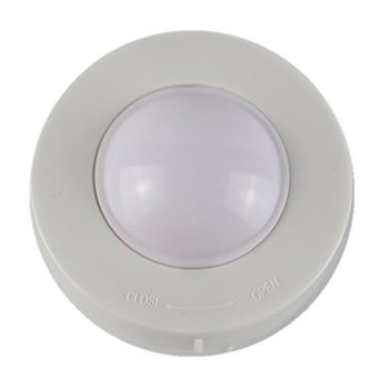 LED night light bulb LOHAS Plug IN with dust-proof to dawn motion sensor 0.3 W ultra-thin automatic ON LED LIGHT image