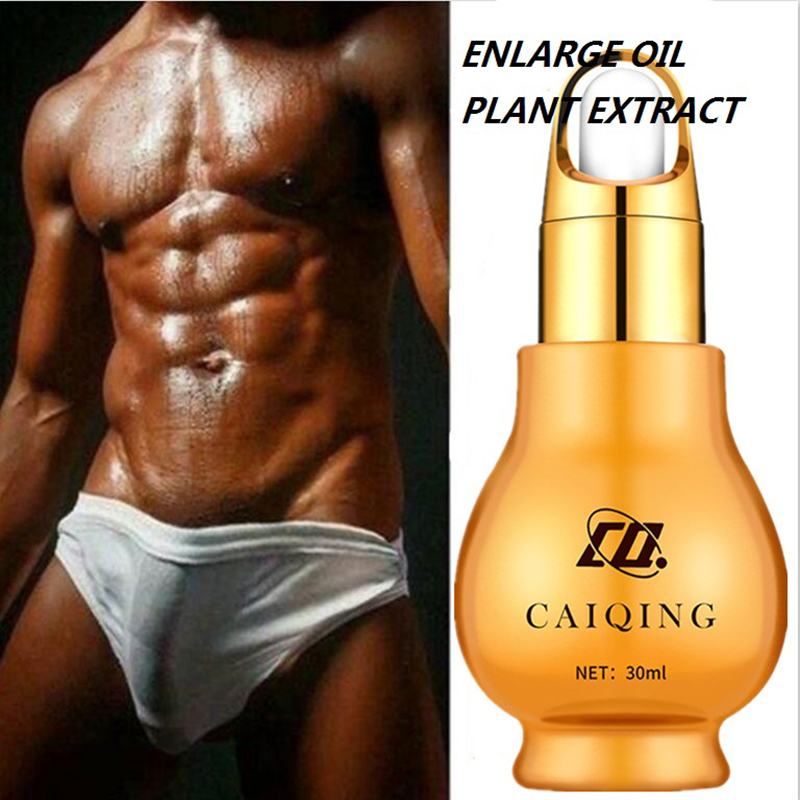 Penis Massage Oil Man Thickening Growth Cock Erection Enhance Men Health Care Penile Growth Bigger Penis Essential Oil