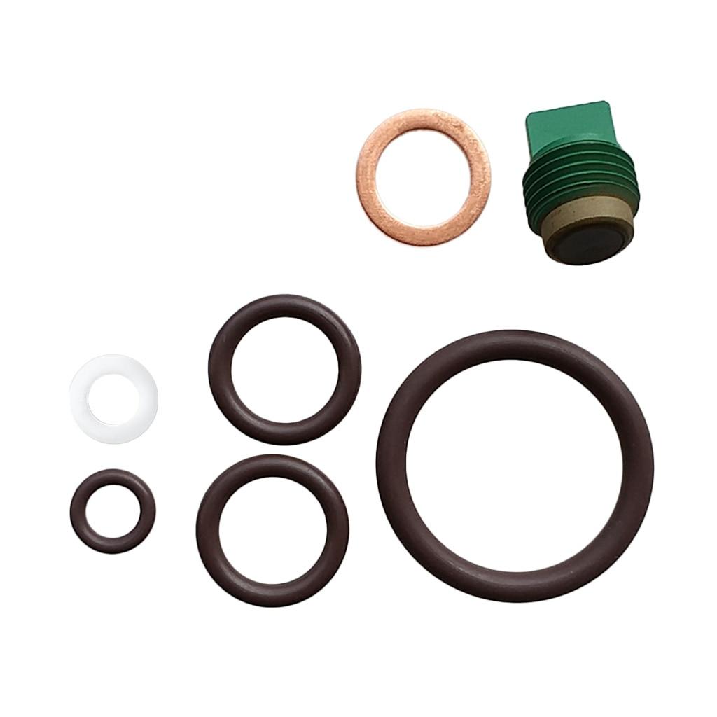 Scuba Valve Service Kit K Valve Rebuild Parts Kit With O-Ring Washer Gasket