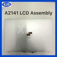 Nova prata espaço cinza 16'assembly montagem lcd a2141 para macbook retina 16