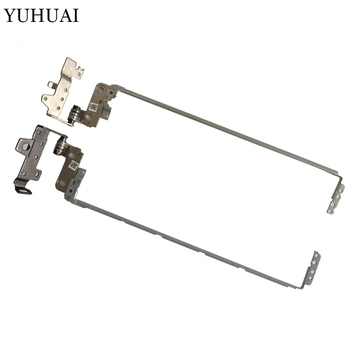 New Laptop Hinges for HP Pavilion 15-AC 250 G4 255 G4 15-AC121DX 15-A Series Notebook Left+Right LCD Screen Hinges