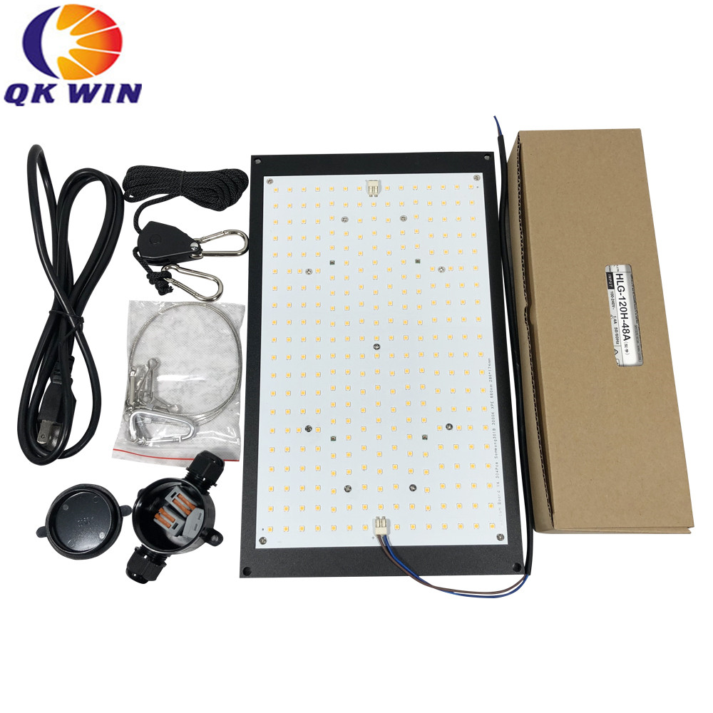 <font><b>Samsung</b></font> <font><b>LM301B</b></font> Quantum <font><b>Board</b></font> 120W 240W Led Grow Light Full Spectrum 3000K 3500K 4000K 660nm with meanwell driver freeshipping image