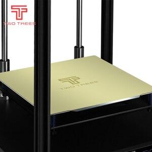 Image 4 - Autocollant magnétique flexible pour imprimantes 3D, feuille dacier à ressort, 220x220, 235x235, 310x310mm, lit chauffant saphir