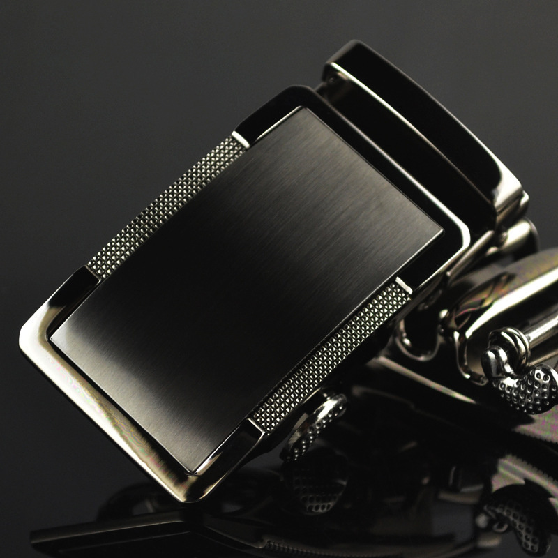 Men's Belt Head, Belt Buckle, Leisure Belt Head Business Accessories Automatic Buckle Width 3.5CM Luxury Brand LY187068