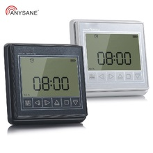 Anysane 433.92Mhz wireless 1 CH RF smart remote control ,16 timer,1 receiver,For curtain
