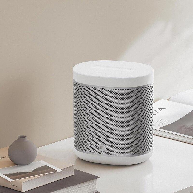 Xiaomi Mi Speaker Art AI Smart bluetooth 4.0 Wireless Speaker LED Light DTS Tuning Stereo Subwoofer Metal 3