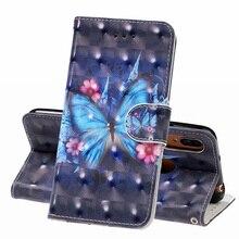 3D Soft TPU Wallet Case For Huawei Y5 PRIME Y6 y7 2018 Cover Flip Mobile Cases ON Y7 y5 y6 prime Y9 2019 Leather Book