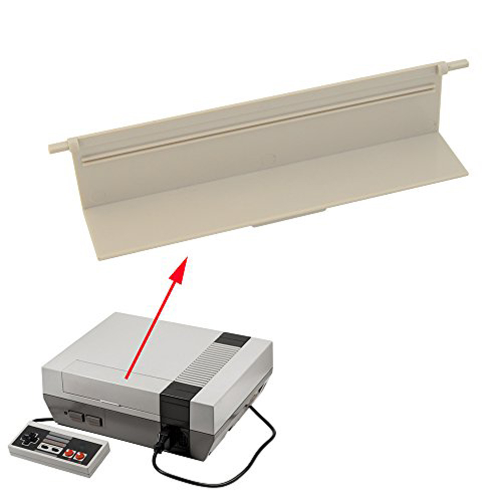 Replacement Flip Top Door Cover Lid Part Game Cartridge Slot For Nintendo 8 Bit For NES Console