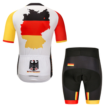 2019 Cycling Clothing Bike jersey Quick Dry Mens Bicycle clothes summer Step team Jerseys gel bike shorts set