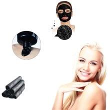 Moisturizing clean black masks remove black head tear black skin whiten pores clean 3 process steps masks Sell beauty products цены