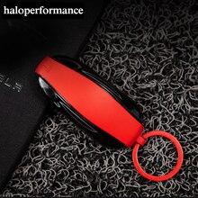 Model3 araba aksesuarları silikon kauçuk araba anahtarı koruma anahtar Fob koruyucu kapak kılıf Tesla modeli 3 S X uzaktan anahtarsız yeni