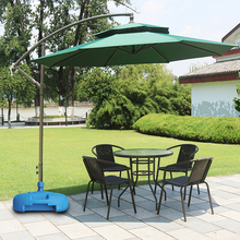 Umbrella-Base Parasol Outdoor Anchor for Home Water-Filled-Bag Sunshade SUN-SHELTER-ACCESSORY