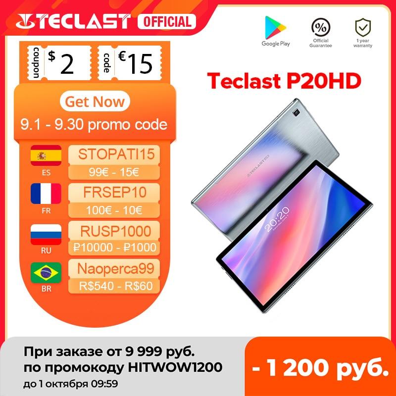Teclast-P20HD-10-1-Tablet-Android-10-1920x1200-SC9863A-Octa-Core-4GB-RAM-64GB-ROM-4G Recensione Teclast P20HD, Tablet Cinese 4G per Multimedia
