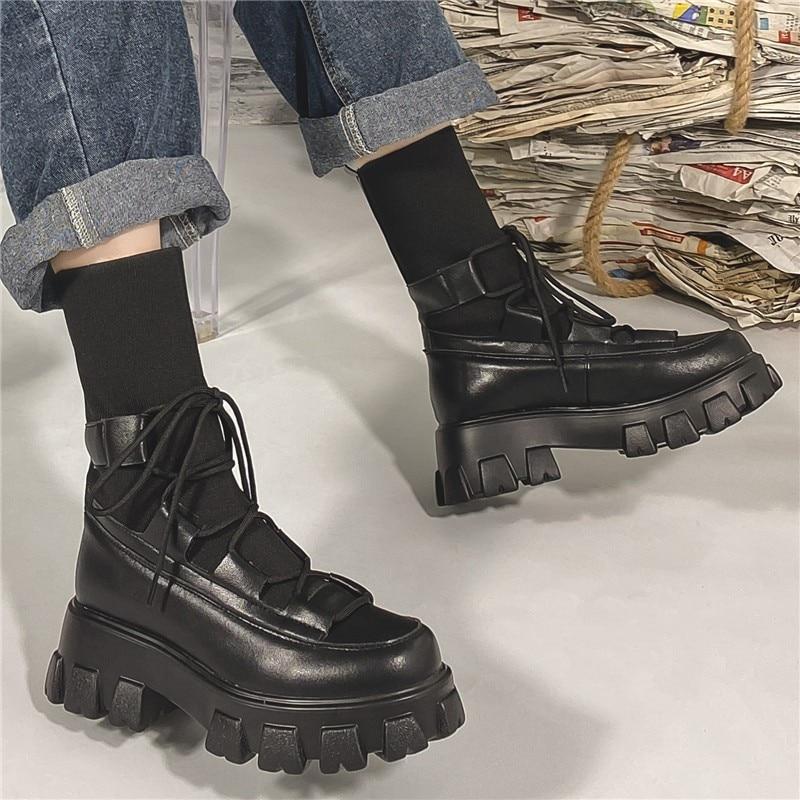 genuíno moda feminina botas longas 2020 outono