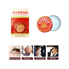 1Pcs Multifunctional Tiger Balm Ointment Pain Relief Oil Headache Dizziness Muscle Rub Aches Mosquito Bites