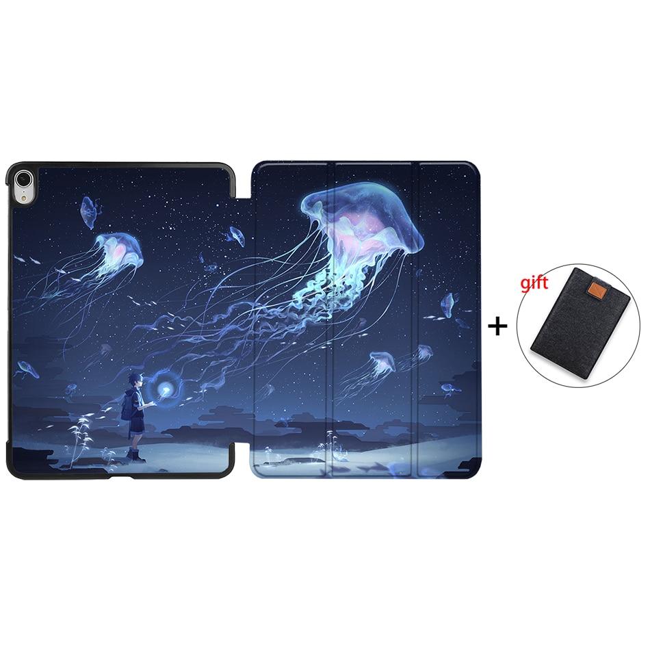 IP14 Silver MTT Tablet Case For iPad Air 4th Generation 10 9 inch 2020 PU Leather Folio Flip