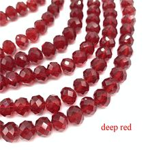 8X10mm/30pcs  Austria Faceted Crystal Glass Beads Loose Spacer Beads for Jewelry Making Big Beads Jewelry DIY Beads цены