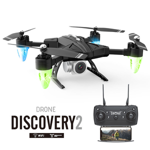 FPV Drone Quadcopter with Camera Dron Professional 4K Drone Helicopte Height Hold Drone 4K GPS Drones Quadrocopter Toys(China)
