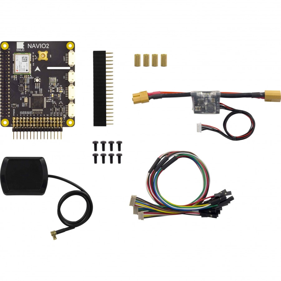 Free Shipping Make For Navio2 Flight Control Board Drone Flight Control ROS Compatible Support Raspberry Pi 2 / 3
