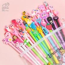 Гелевая ручка милые школьные принадлежности гелевые ручки с