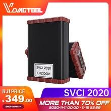 VDIAGTOOL FVDI2020, чехол FVDI V2014 V2015 V2018, полная версия без ограничений, Abrite Commander 21, программное обеспечение SVCI2019, обновление онлайн