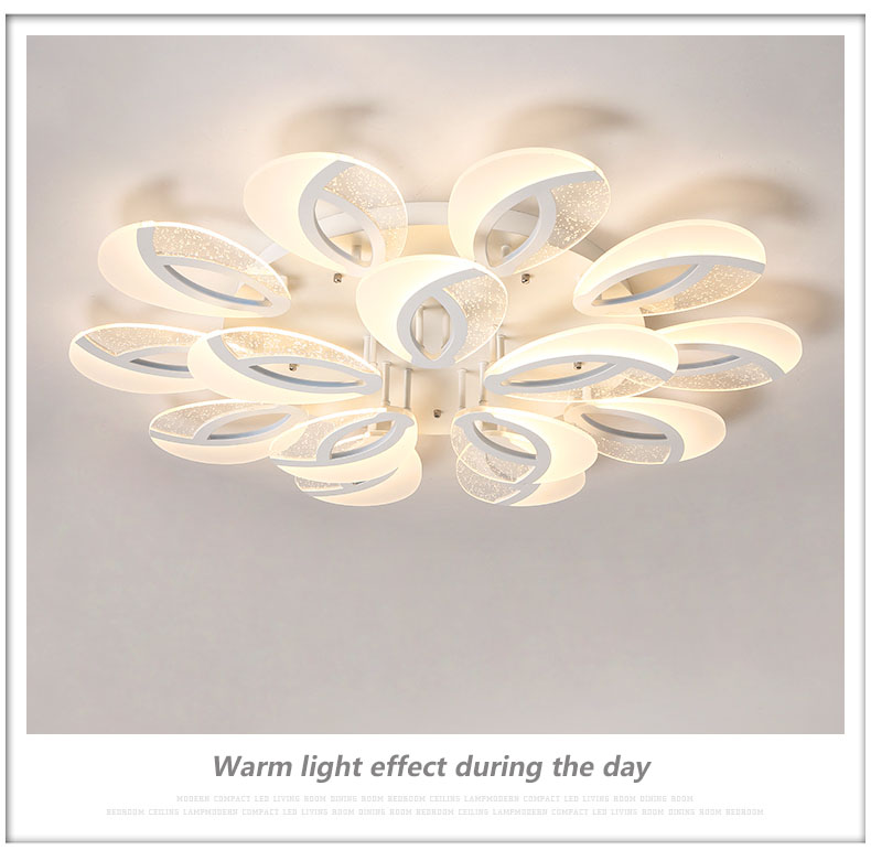 Hfe6b817a8fb8493c9dab7982e038fcd7g Nordic Ceiling lights Novelty post-modern for living room Fixtures bedroom aisle LED ceiling lamp Ceiling lighting