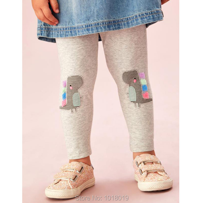 Girls Leggings Cotton Unicorn Toddler Floral Comfy Spring Summer Autumn Pants Tights Trousers 2-7 Years