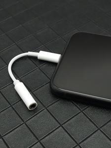 IOS 11 12 13 Headphone Adapter For iPhone 7 6 8 11 X Earphone AUX Adaptador For Lightning