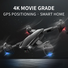 SG701-S GPS Foldable RC Drone 4K HD Remote Control Drone Aerial Photography Optical Flow RC Drone HD Camera Quadcopter