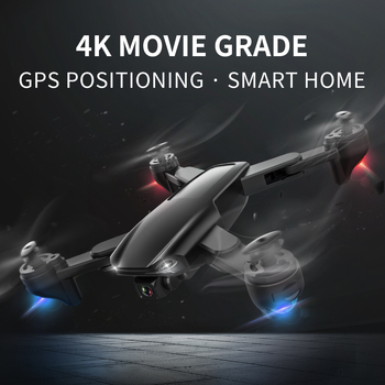 SG701-S GPS Foldable RC Drone 4K HD Remote Control Drone Aerial Photography Optical Flow RC Drone HD Camera Quadcopter mjx b2c 2 4g rc drone 4ch 1080p camera drone automatic return rc quadcopter with gps intelligent orientation control dropship